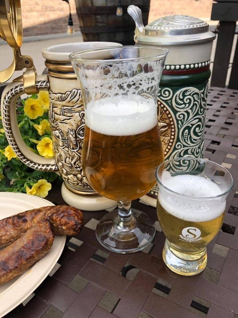 ole' fools gold beer