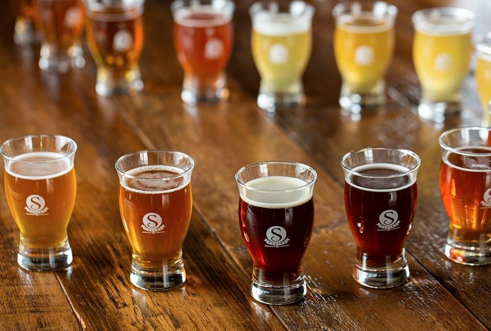 Satire Brewing Company - Sample Beers