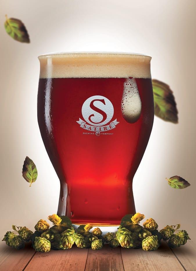 Satire Brewing Company - Amber Beer