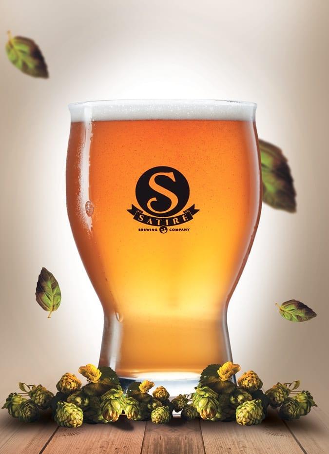 Satire Brewing Company - Blonde Ale